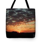 Sunrise 4 Tote Bag