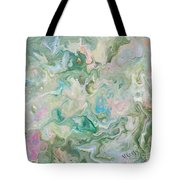 Sunrise In The Garden Tote Bag