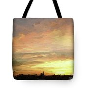 Sunset 092118 1a Tote Bag