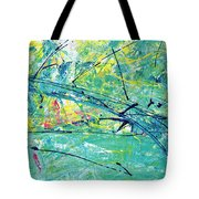 Sunset Cle Tote Bag
