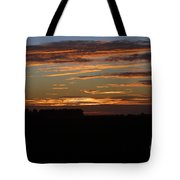 Sunset In Southern Missouri Tote Bag