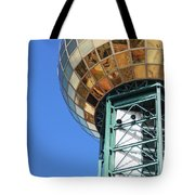 Sunsphere In Knoxville, Tn Tote Bag