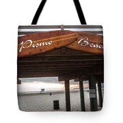 Surf's Up Tote Bag by Mike Long
