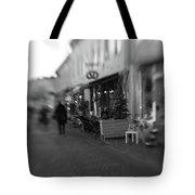 Sweden Gothenburg Haga Tote Bag