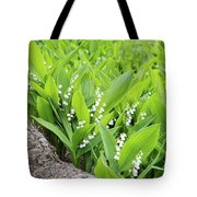 Sweet Fragrance Tote Bag