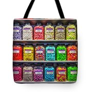 Sweet Tooth Paradise Tote Bag