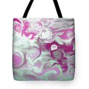 Swirly Skies Tote Bag