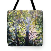 Sycamore Inspiration Tote Bag