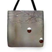Sycamore Snowbells  Tote Bag