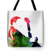 T-bone Walker Watercolor Tote Bag