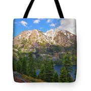 Tahoe Inspiration Point Tote Bag