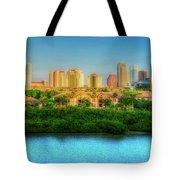 Tampa, Florida Tote Bag