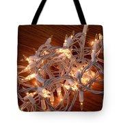 Tangled Lights Tote Bag