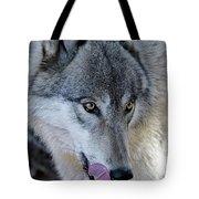 Tasty Wolf Tote Bag