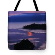 Tea Time Tote Bag by Sean Sarsfield