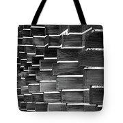 Technocratic Wall Tote Bag by William Selander