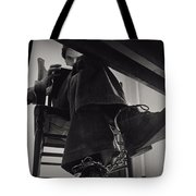 Ted Bundy Desk Tote Bag