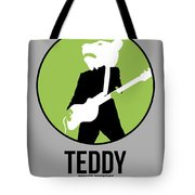 Teddybear Tote Bag