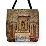 Tempietto Di Bramante Tote Bag