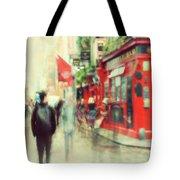 Temple Bar Tote Bag