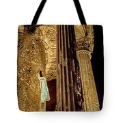 Temple Of Vesta Tote Bag