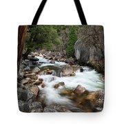 Tenaya Creek, Yosemite National Park Tote Bag
