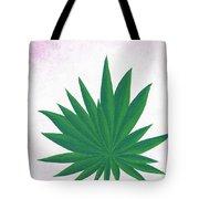 Agave Print Tote Bag