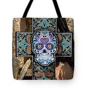 Terlingua Cross Tote Bag