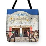 Terlingua Starlight Theatre2 Tote Bag