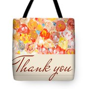 Thank You #3 Tote Bag