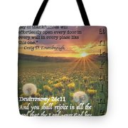Thankful 26 11 Tote Bag