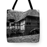 Thatched Watermill 2 Tote Bag