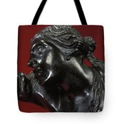 The Abduction Of Helen, 1683-86 Bronze Tote Bag