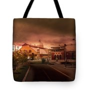 The Aberdeen Pavilion Built In 1898 Is The Centrepiece Of Ottawa's Lansdowne Park. Tote Bag by Juan Contreras