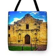 The Alamo Mission Tote Bag