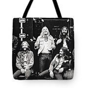 The Allman Brothers Band Tote Bag