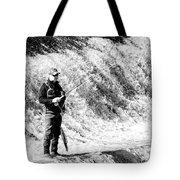The Angler Tote Bag