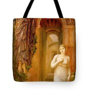 The Annnciation 1879 Tote Bag