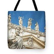 The Apostle Peter Vatican City Tote Bag