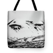 The Arctic Is Crying Tote Bag