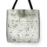 The Art Of Making Money Tote Bag