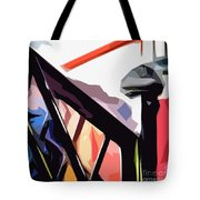 The Bannister Tote Bag