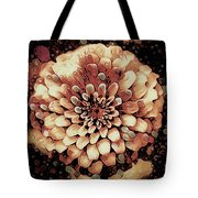 The Bloom Of Fall Tote Bag