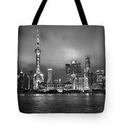 The Bund - Shanghai, China Tote Bag