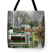 The Calm Before The Storm Tote Bag