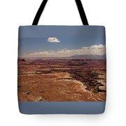 The Canyon Floor Below - 1 Tote Bag