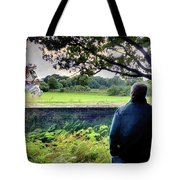The Carousel Horses Escaping Tote Bag