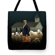 The Carpetbagger Tote Bag