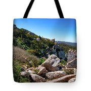 The Castle Of Moors Tote Bag