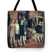 The Clones At The French Market Tote Bag